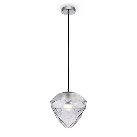 Подвесной светильник (цвет серый, серый)