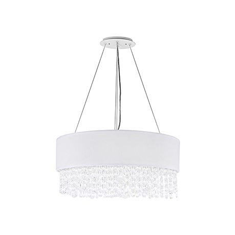 Потолочный светильник цвет белый [Фото №2]