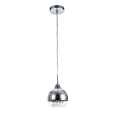 Подвесной шар 15 см. (никель)