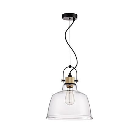 Подвесной светильник цвет прозрачный [Фото №2]