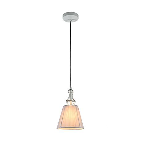 Подвесной светильник в стиле неоклассицизма (цвет матовый белый)