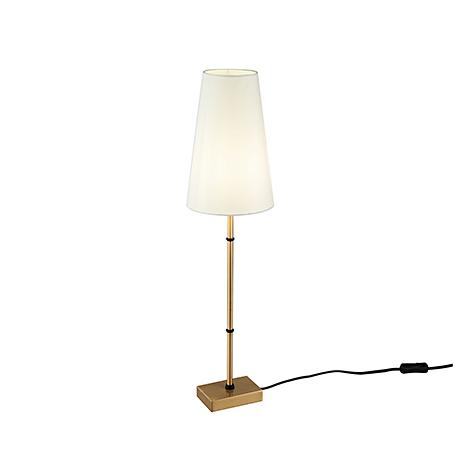Прикроватная лампа-ночник в стиле неоклассицизма (латунь)