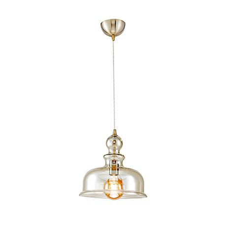 Подвесной светильник стеклянная колба
