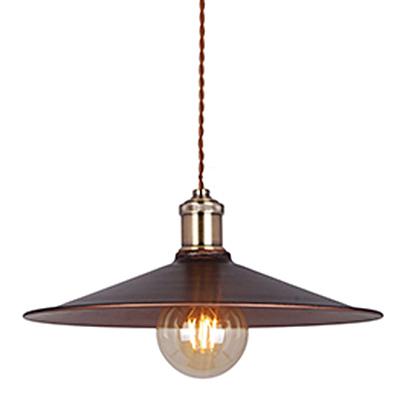 Подвесной светильник промышленный ретро