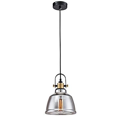 Светильник из стекла в лофт стиле