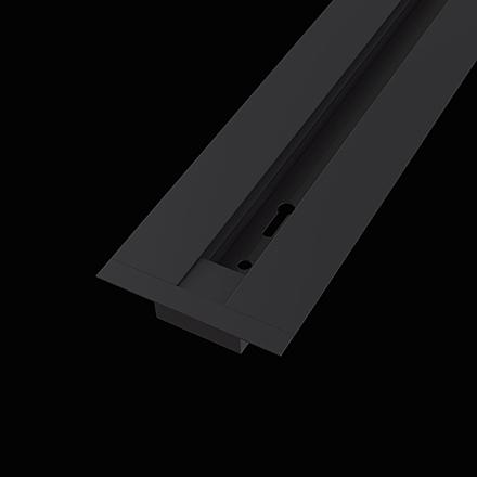 Деталь трековой системы цвет черный [Фото №2]