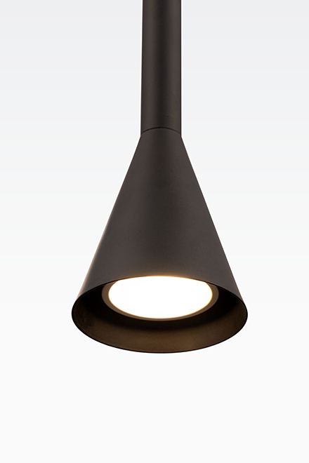 Подвесной светильник P064PL-01B [Фото №5]