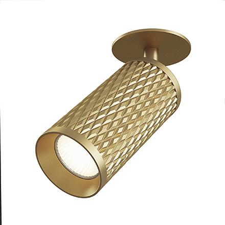 Alfa 1: Потолочный светильник (золото)