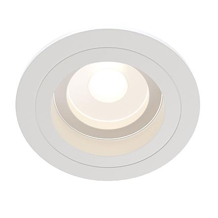 Akron 1: Встраиваемый светильник (белый)
