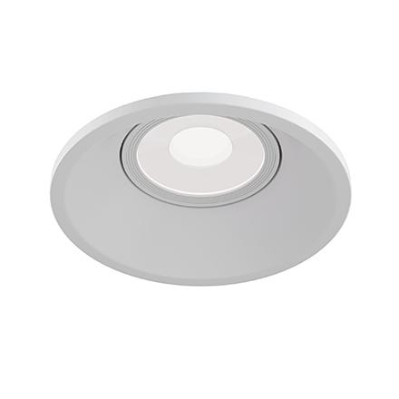 Встраиваемый светильник цвет белый [Фото №2]