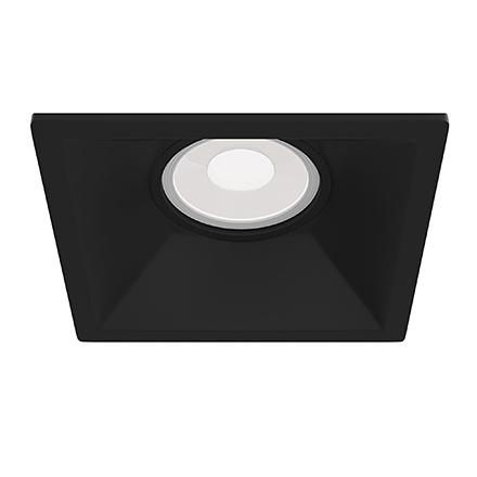Встраиваемый светильник (черный)