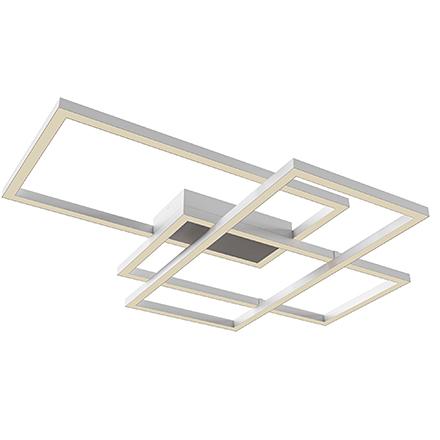 Line LED: Потолочный светодиодный светильник (белый)