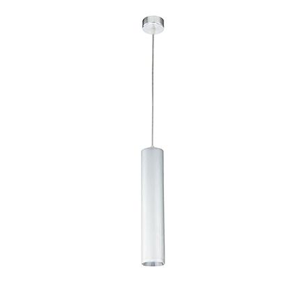 Подвесной светильник цвет серебро [Фото №2]