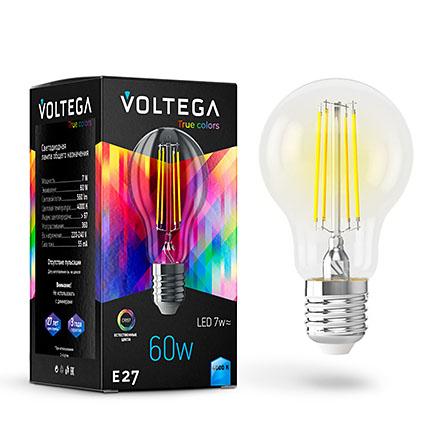 Светодиодная лампа E27 4000К 7W 560Лм