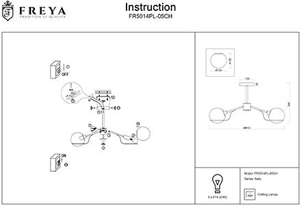 Инструкция / Схема для FR5014PL-05CH