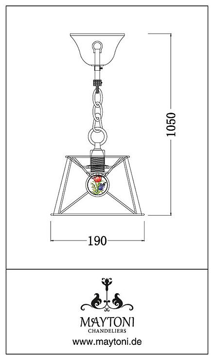 Инструкция / Схема для ARM620-00-W