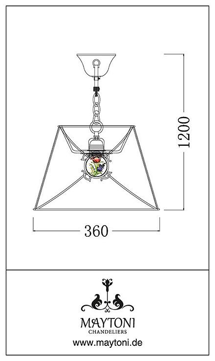 Инструкция / Схема для ARM620-11-W