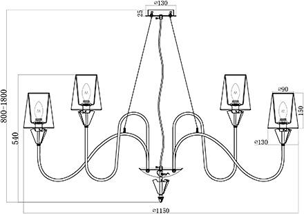 Инструкция / Схема для MOD078PL-12CH