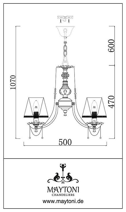 Инструкция / Схема для RC305-PL-05-R